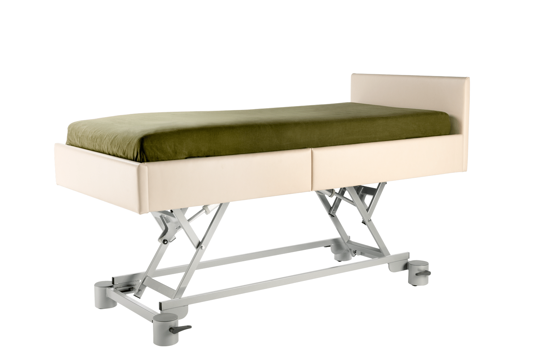 Bett elektrisch höhenverstellbar
