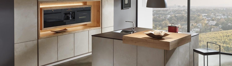 Keno Kent Küche mit Küchenblock
