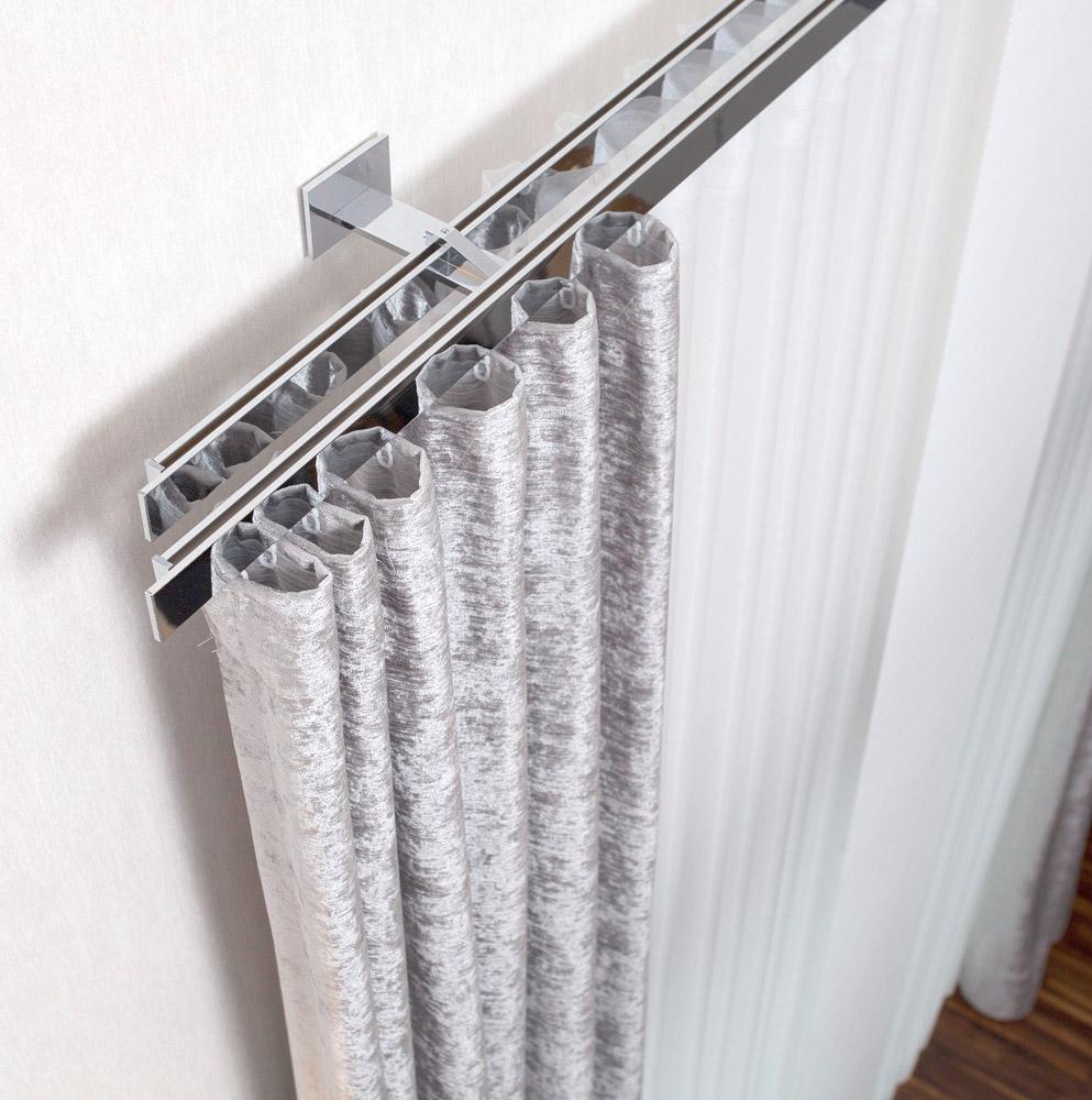 Vorhang Stoff Details