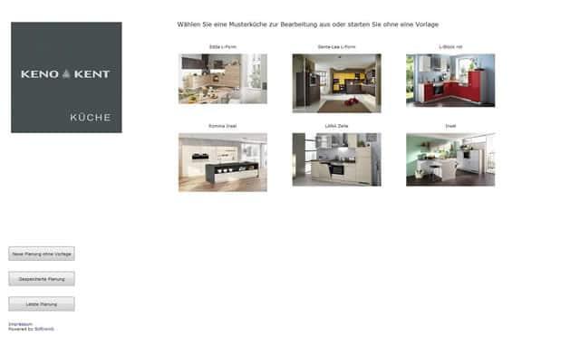 Keno Kent Küchenplaner