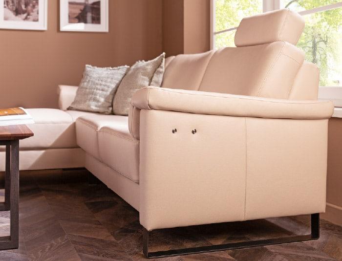 Sofa mit ergonomischen Komfort