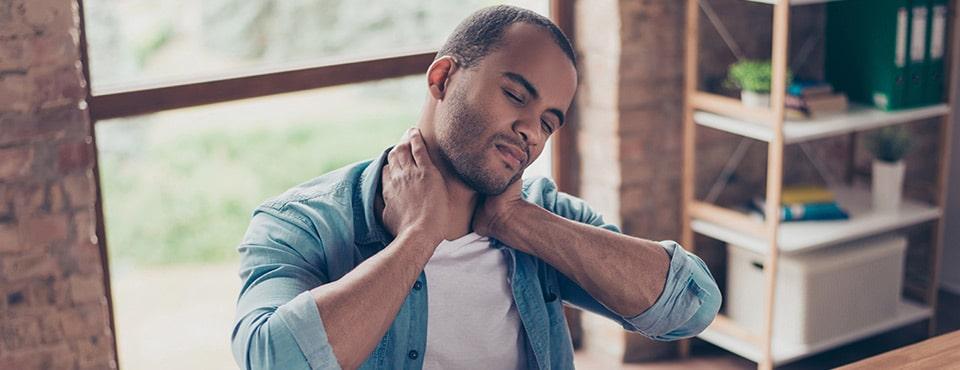 Was kann man tun bei Nackenschmerzen
